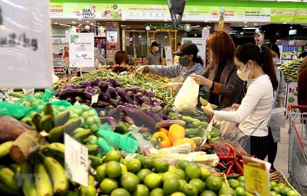 Promueve en Vietnam consumo de frutas y productos agricolas nacionales hinh anh 1