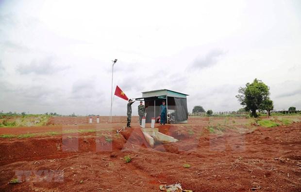 Caso de entrada ilicita en Ciudad Ho Chi Minh da negativo al SARS- CoV-2 hinh anh 1