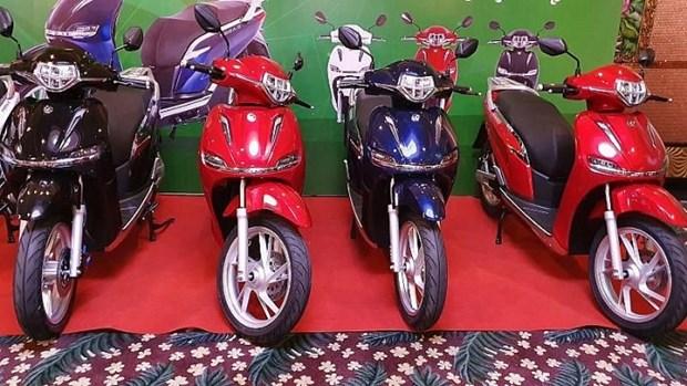 Vietnam exportara motos electricas a Cuba hinh anh 1
