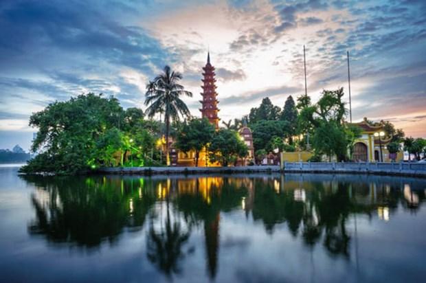 Hanoi y Ciudad Ho Chi Minh entre los destinos mas atractivos de Asia hinh anh 1