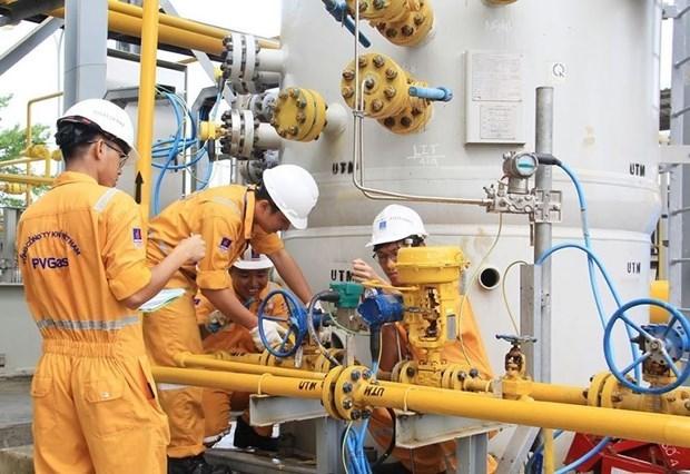 Empresa gasifera figura entre las mejores empresas vietnamitas, segun Forbes hinh anh 1