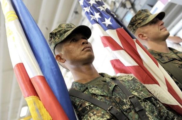 Filipinas suspende la abrogacion del pacto de defensa con Estados Unidos hinh anh 1