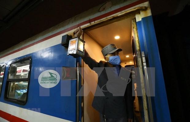 Reanudaran ruta de ferrocarril de Hanoi con la provincia turistica de Lao Cai hinh anh 1