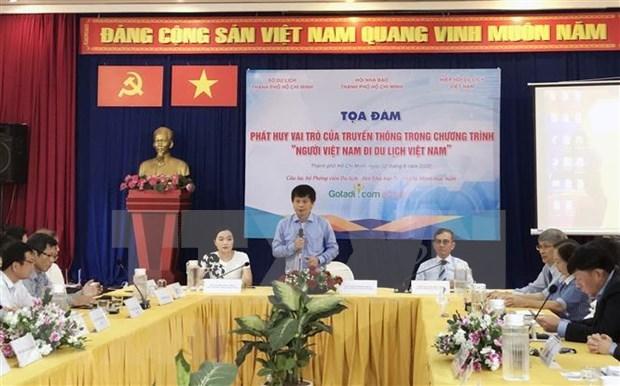 Medios de comunicacion estimulan demanda de turismo domestico hinh anh 1