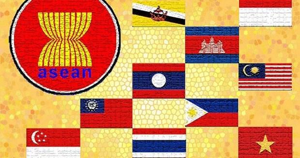 ASEAN aprueba plan de accion para fortalecer la cooperacion economica hinh anh 1
