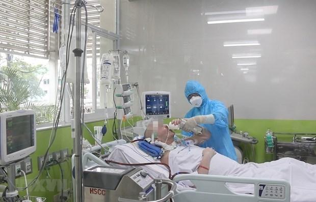 Vietnam sigue controlando con eficiencia COVID-19 en la comunidad hinh anh 1