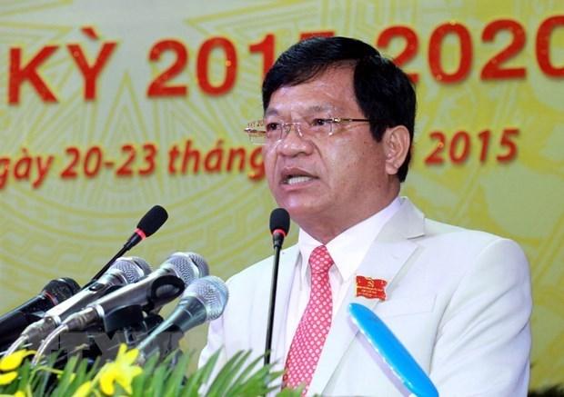 Aplican medidas disciplinarias a militantes del Partido Comunista de Vietnam por infracciones hinh anh 1