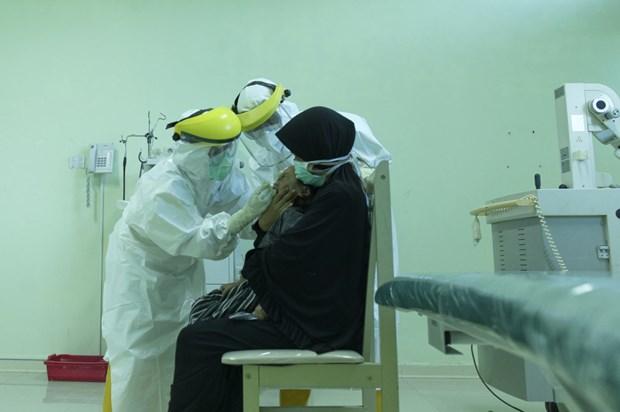 Indonesia duplica pruebas de COVID-19 en medio de pandemia hinh anh 1