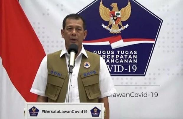 Indonesia permitira la reapertura de nueve sectores economicos hinh anh 1