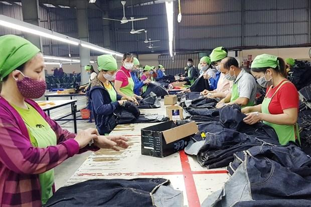 Ciudad Ho Chi Minh respalda a empresas y trabajadores afectados por el COVID-19 hinh anh 1