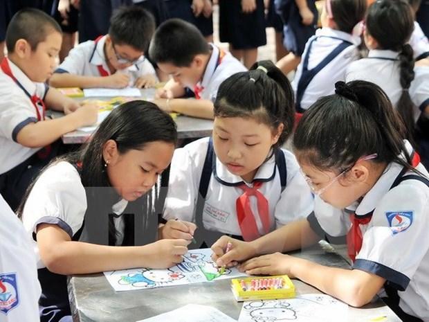 Indonesia por adoptar una hoja de ruta educativa moderna para el periodo 2020-2035 hinh anh 1