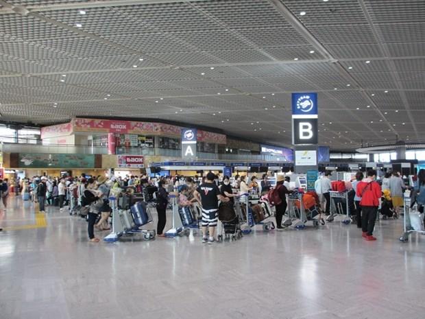 Repatrian a ciudadanos vietnamitas de Japon por COVID-19 hinh anh 1