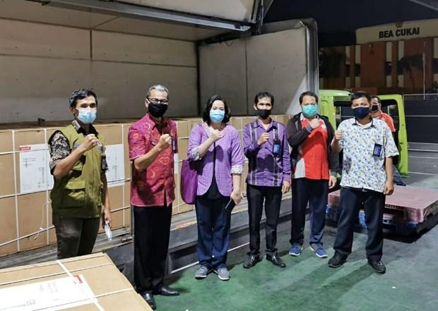 Cancilleria de Indonesia reitera importancia de cooperacion internacional en lucha antiepidemica hinh anh 1