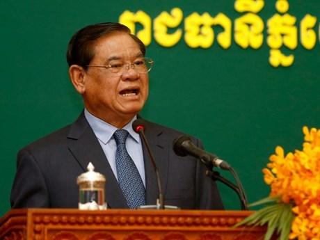 Camboya aprueba proyectos de ley contra lavado de dinero y financiamiento de armas de destruccion masiva hinh anh 1