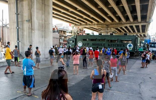 Tasa de desempleo en Filipinas registra aumento record hinh anh 1