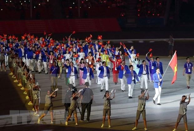 Organizaran en Hanoi reunion de Federacion de Juegos del Sudeste Asiatico hinh anh 1