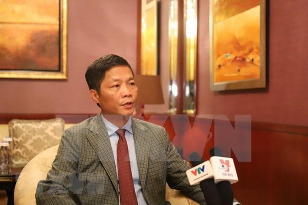 Debaten estrategia para las Pymes vietnamitas en aprovechamiento de ventajas de EVFTA hinh anh 1