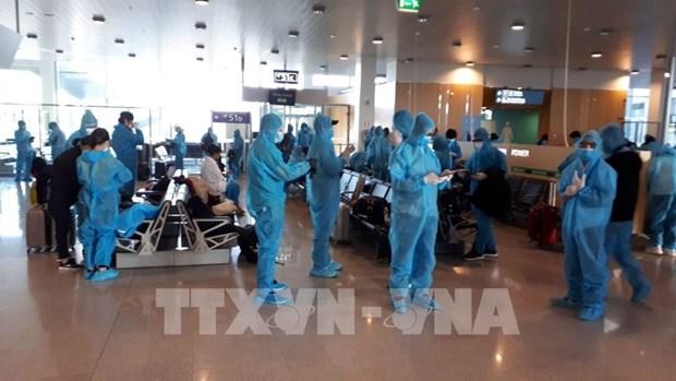 Repatrian a mas de 300 ciudadanos vietnamitas desde Suecia y Finlandia hinh anh 1