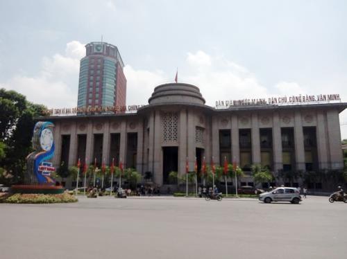 Se reduce el saldo crediticio en Vietnam por COVID-19 hinh anh 1