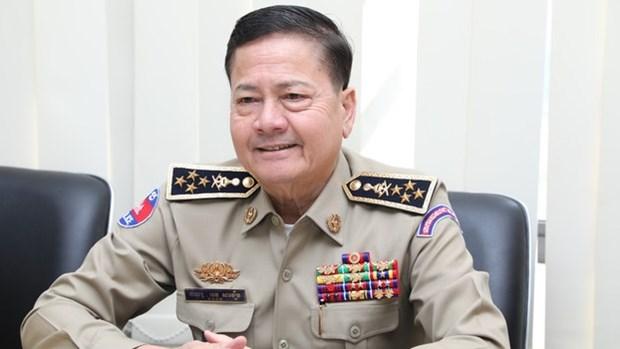 Camboya fortalece la supervision de las redes sociales hinh anh 1