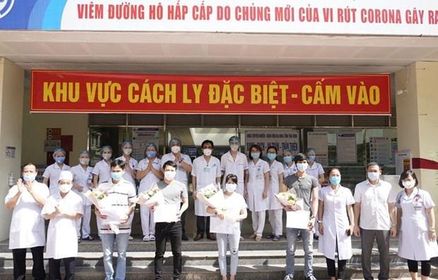 El Buro Politico de Vietnam orienta medidas para abordar el impacto de COVID-19 hinh anh 1
