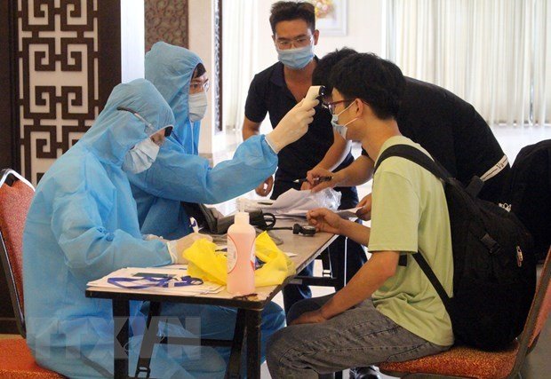 Vietnam sin nuevos casos de infeccion comunitaria de coronavirus durante 51 dias hinh anh 1