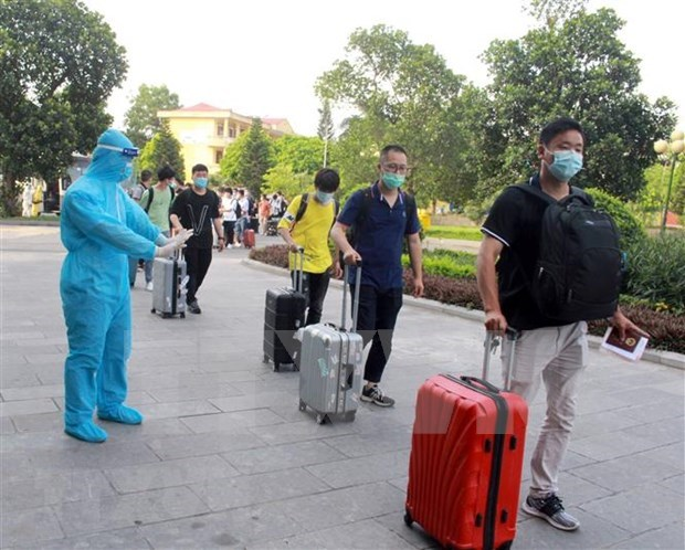 Vietnam reporta un nuevo caso de COVID-19 hinh anh 1