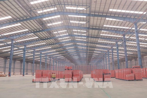 EVFTA ofrecera oportunidades al sector logistico hinh anh 1