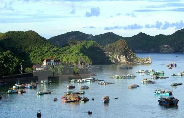 Inauguran en ciudad vietnamita complejo turistico de lujo hinh anh 1