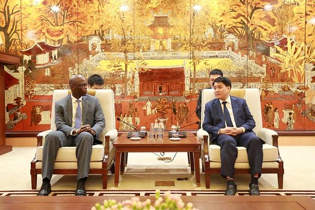 Directivo del Banco Mundial impresionado por exito de Hanoi en control del COVID-19 hinh anh 1