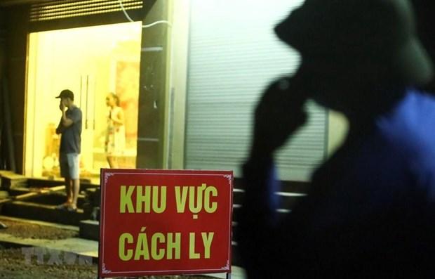 Vietnam reporta dos nuevos casos de COVID-19 hinh anh 1