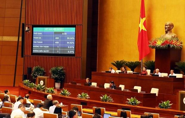 OIT aprecia paso importante hacia eliminacion de trabajo forzoso en Vietnam hinh anh 1