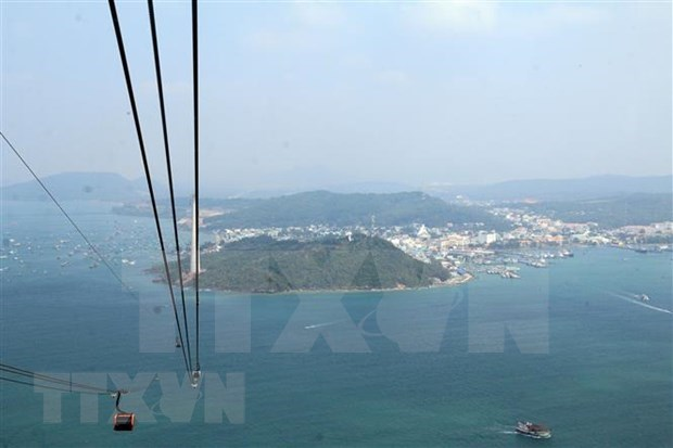 Vietnam exime visa de entrada a isla de Phu Quoc hasta 30 dias hinh anh 1