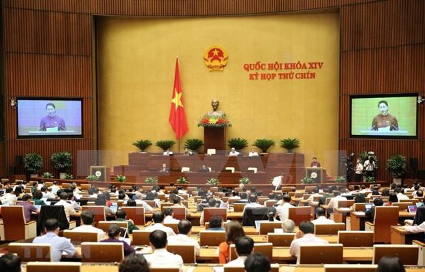 Aprobacion del EVFTA y EVIPA muestra profunda integracion internacional de Vietnam hinh anh 1