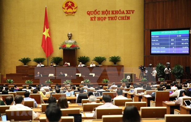 Estudia Parlamento de Vietnam solucion de disputas en inversion segun EVIPA hinh anh 1
