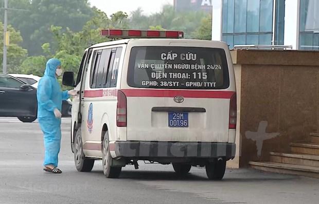 Vietnam registra un caso de COVID-19 importado hinh anh 1