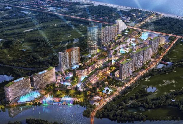 Estudian en Vietnam el desarrollo de resort en zonas economicas hinh anh 1