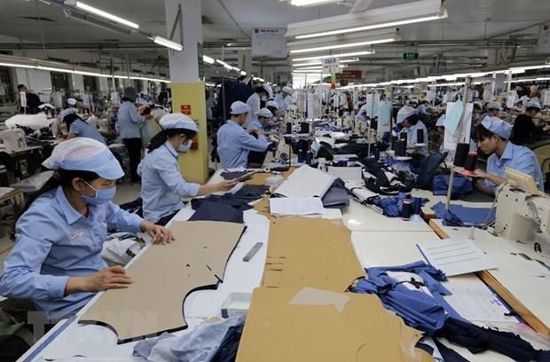 Abre EVFTA oportunidades para sector de confecciones textiles y calzado de Vietnam hinh anh 1