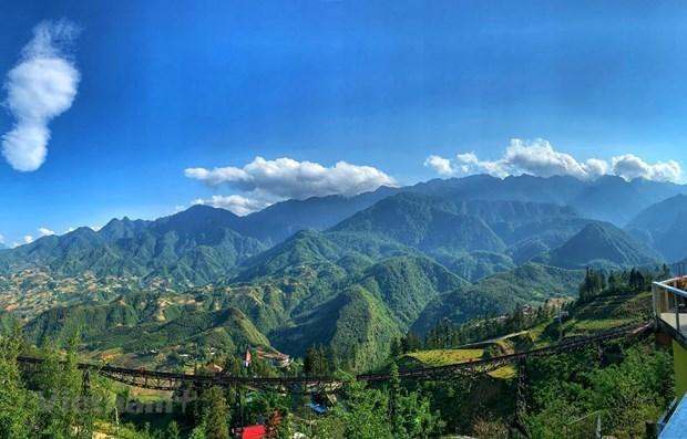 Bloomberg destaca recuperacion del turismo en Vietnam en etapa pospandemica hinh anh 1