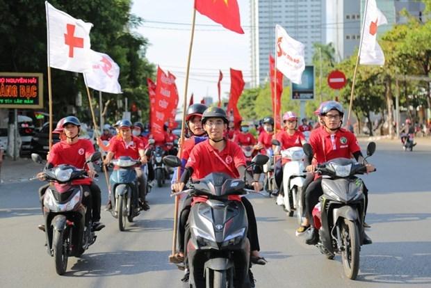 Honran en Vietnam a los 100 donantes de sangre mas destacados en el pais hinh anh 1