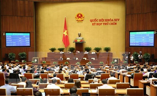 Parlamento de Vietnam sancionara resolucion sobre programa de supervision en 2021 hinh anh 1