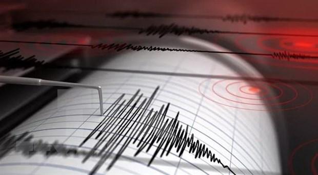 Terremoto sacude region del este de Indonesia hinh anh 1