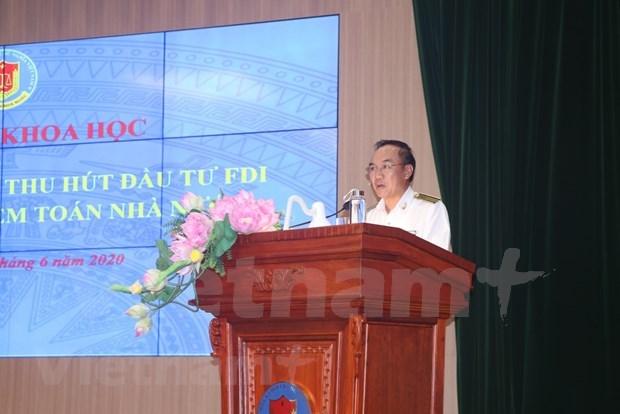 Vietnam busca mejorar eficiencia en captacion de inversion extranjera hinh anh 1