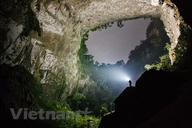 Cueva de Son Doong entre 20 maravillas naturales record hinh anh 1