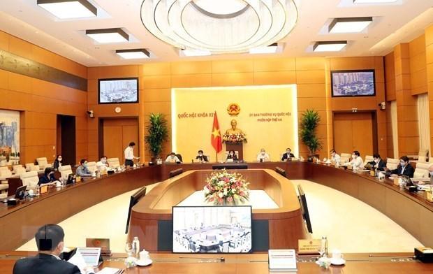Ley de Acuerdos Internacionales favorece integracion global de Vietnam hinh anh 1