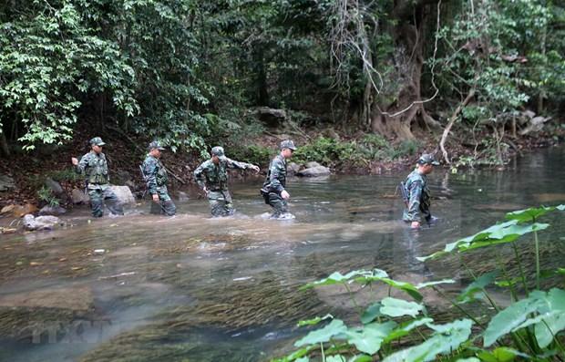 Ley de Defensa Fronteriza reviste importancia estrategica en la proteccion nacional de Vietnam hinh anh 1