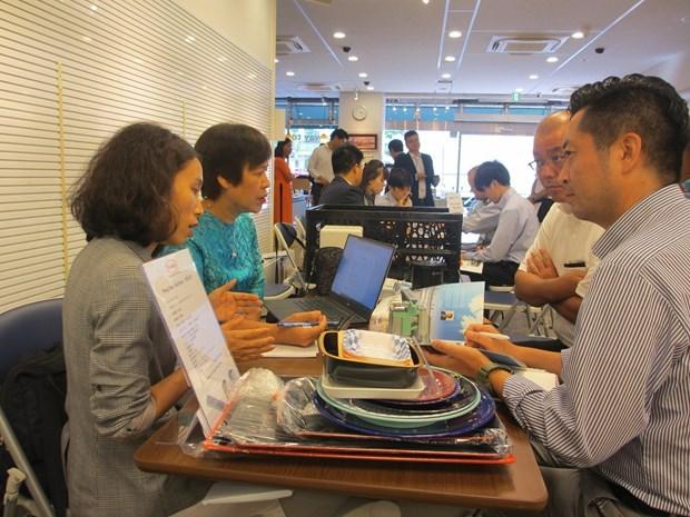 Analizan herramientas para la busqueda de socios de empresas vietnamitas en medio de COVID-19 hinh anh 1