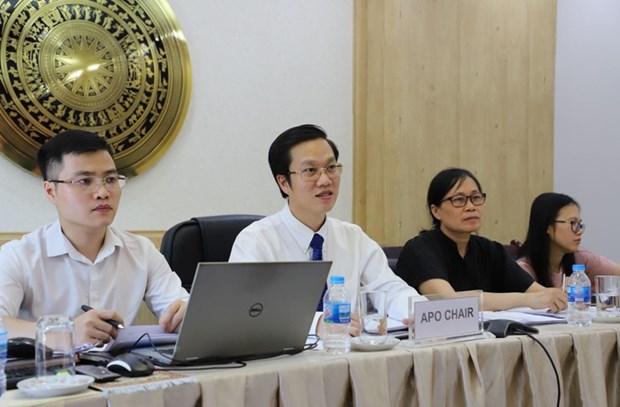 Asume Vietnam presidencia de Organizacion Asiatica de Productividad hinh anh 1