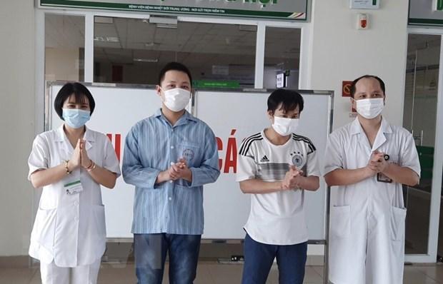 Vietnam sigue sin casos nuevos del COVID-19 en la comunidad hinh anh 1