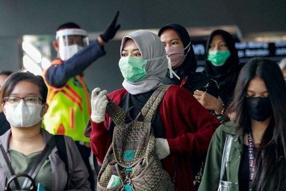 Reporta Indonesia mayor cantidad de nuevas infecciones por COVID-19 en un dia hinh anh 1